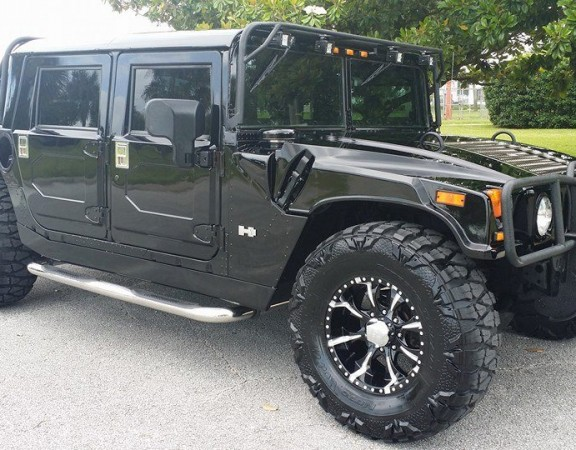 Project Hummer H1